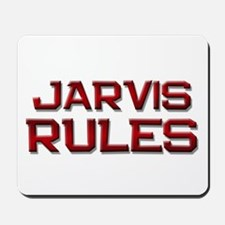 jarvis rules Mousepad