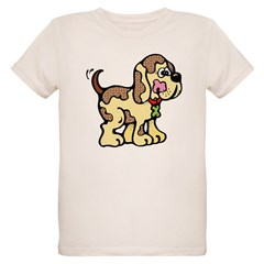 Country Style Puppy Dog T-Shirt