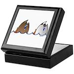 Duck Butts Keepsake Box