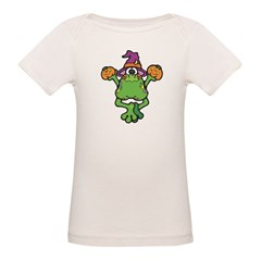 Cute Witchy Frog Tee