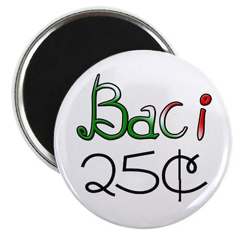 Baci 25 Cents Magnet