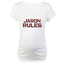 jaron rules Shirt