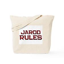 jarod rules Tote Bag