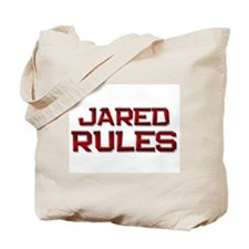 jared rules Tote Bag
