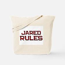 jared rules Tote Bag
