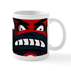 Grumpy Mascot Mug