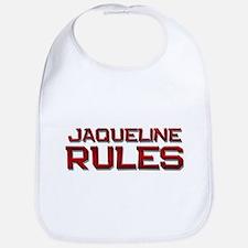 jaqueline rules Bib
