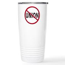 Anti-Union Travel Mug