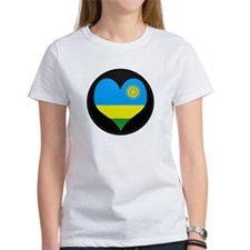 I love Rwanda Flag Tee