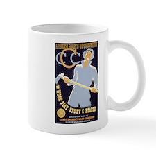 CCC New Deal Poster Mug