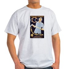 CCC New Deal Poster T-Shirt