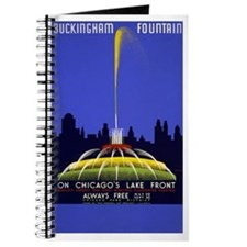 Chicago Grant Park Fountain Journal