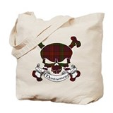 Montgomery tartan Canvas Bags