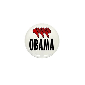 3 Thumbs Down Mini Button (100 pack)