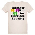 Kids for Marriage Equality Organic Kids T-Shirt