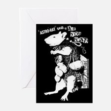 Astro Rat Greeting Cards (Pk of 10)