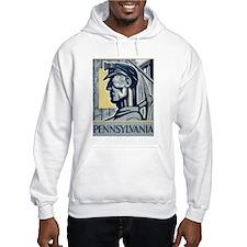 Pennsylvania Vintage Miner Hoodie