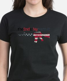 Defending Rights Tee