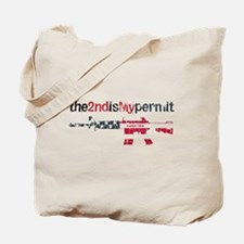 Defending Rights Tote Bag
