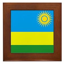 Rwandan Framed Tile