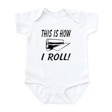 Roofers Infant Bodysuit