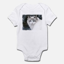 Cool Cat art Infant Bodysuit