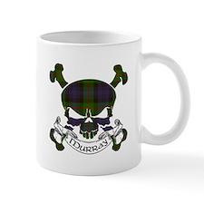 Murray Tartan Skull Mug