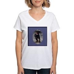 Romping Rottweiler Puppy Shirt