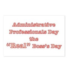 Admin. Professionals Day Postcards (Package of 8)