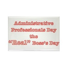 Admin. Professionals Day Rectangle Magnet