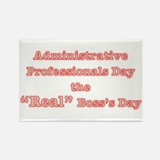 Admin. Professionals Day Rectangle Magnet (100 pac