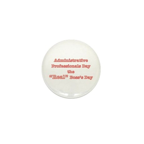 Admin. Professionals Day Mini Button