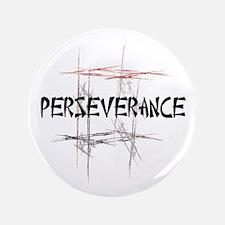 "Martial Arts Perseverance 3.5"" Button"
