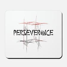 Martial Arts Perseverance Mousepad