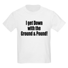 Down with Ground & Pound T-Shirt