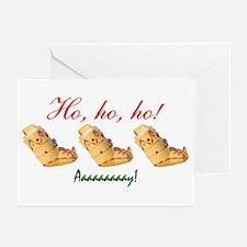 Ho Ho Ho Greeting Cards (Pk of 10)