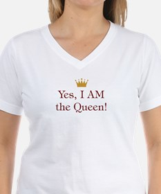 Yes I Am Queen Shirt