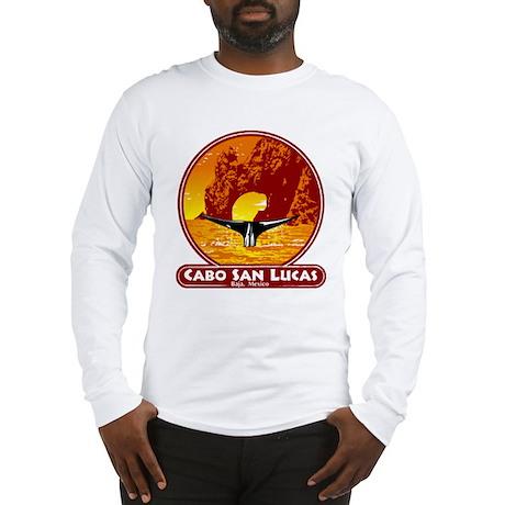 Cabo San Lucas Sunset Long Sleeve T-Shirt