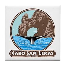 Cabo San Lucas Tile Coaster