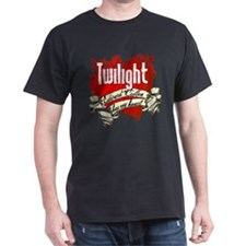 Edward Cullen Tattoo T-Shirt