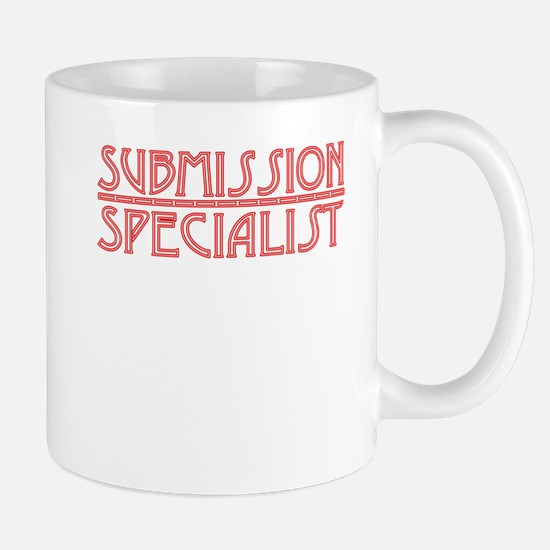 Submission Specialist - Red Mug
