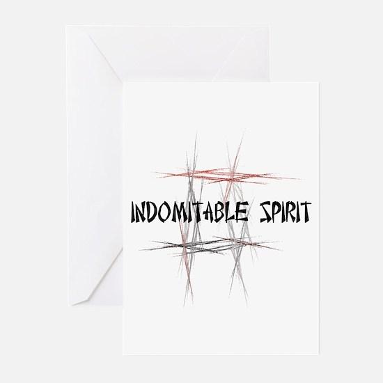 Indomitable Spirit Greeting Cards 10pk