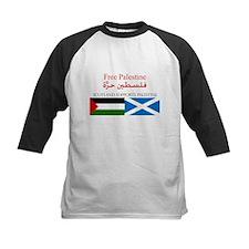 Scotlland Supports Palestine Tee