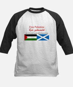 Scotlland Supports Palestine Tee