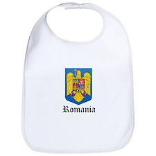 Romanian Coat of Arms Seal Bib