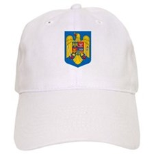 Romania Coat of Arms Baseball Cap