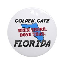 golden gate florida - been there, done that Orname