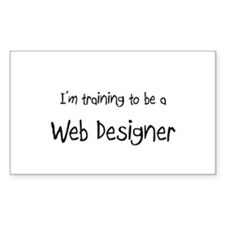 I'm training to be a Web Designer Decal