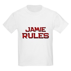 jamie rules T-Shirt
