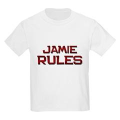 jamie rules T-Shirt